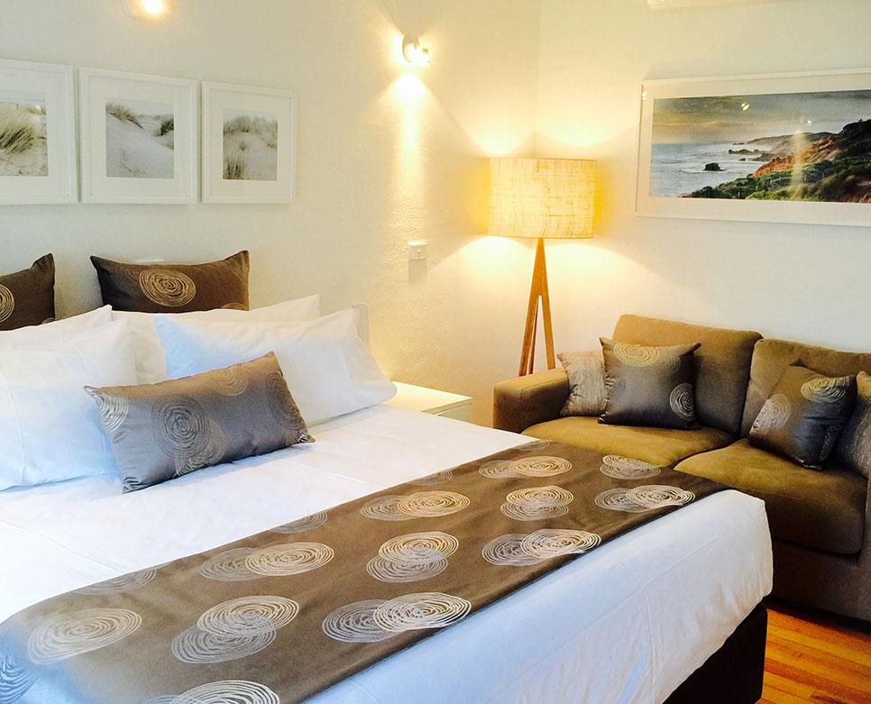 Luxury King Spa Suite